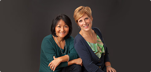 Picture of Carol Satterlee and Lisa Fairchild