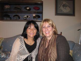 Lisa and Carol